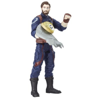 Captain America 6'' Action Figure