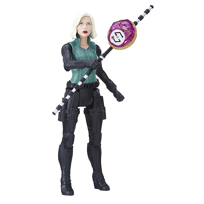 Muñeco acción Viuda Negra (15cm)