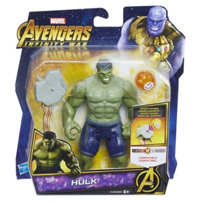 Hulk 6'' Action Figure