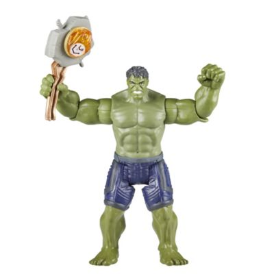 Muñeco acción Hulk (15cm)