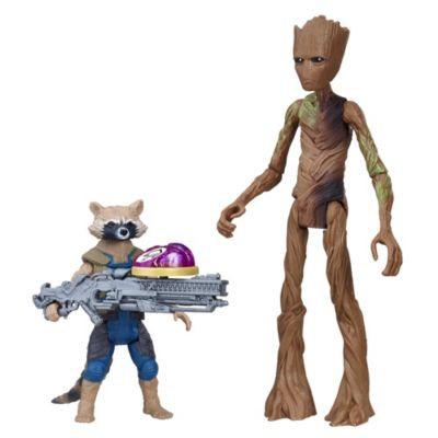 Rocket and Groot 6'' Action Figures