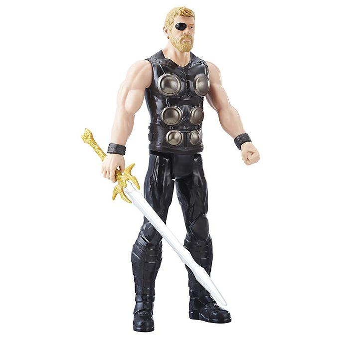 Figurine articulée Titan Hero Power FX Thor