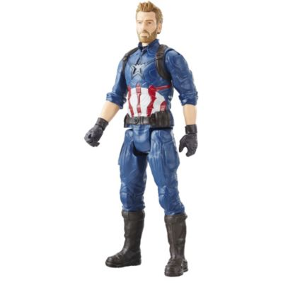 Action figure serie Titan Hero Power FX Capitan America