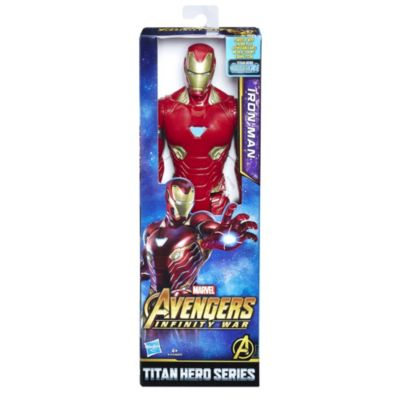 Action figure serie Titan Hero Power FX Iron Man