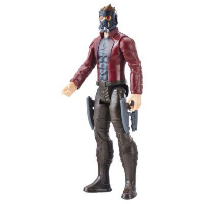 Figurine articulée Titan Hero Power FX Star Lord