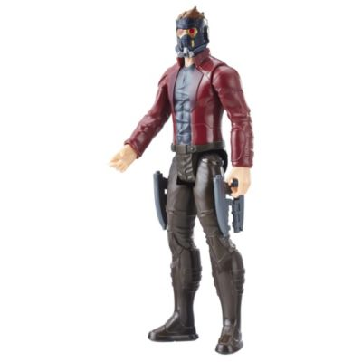 Muñeco acción Star Lord, Titan Hero Power FX