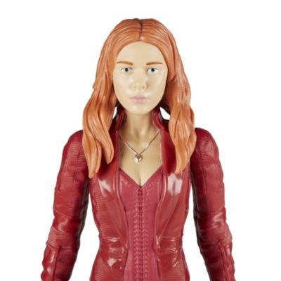 Figurine articulée Titan Hero Power FX Sorcière Rouge
