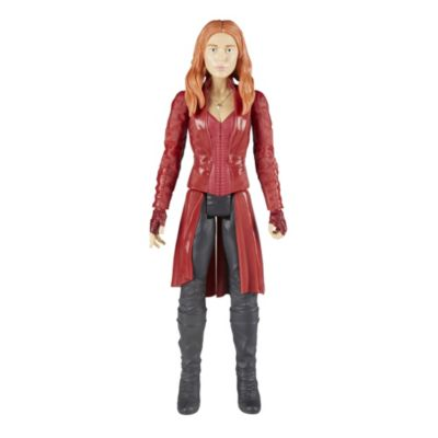 Scarlet Witch Titan Hero Power FX Action Figure