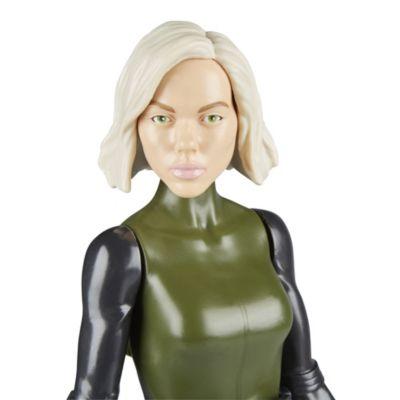 Titan Hero Power FX - Schwarze Witwe - Actionfigur