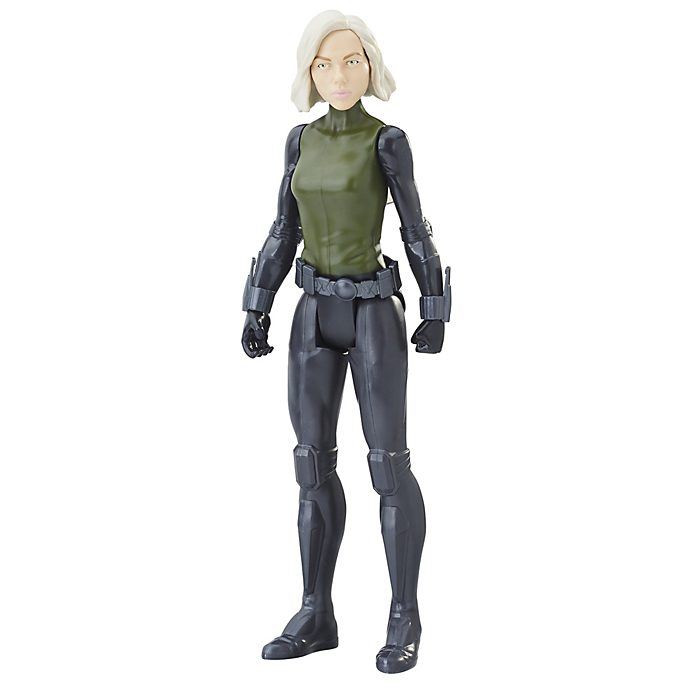 Black Widow Titan Hero Power FX Action Figure