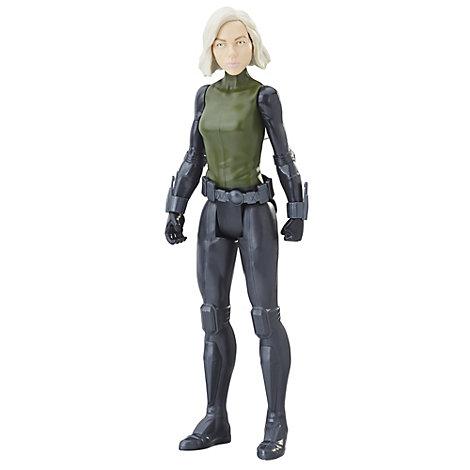 Action figure serie Titan Hero Power FX Vedova Nera