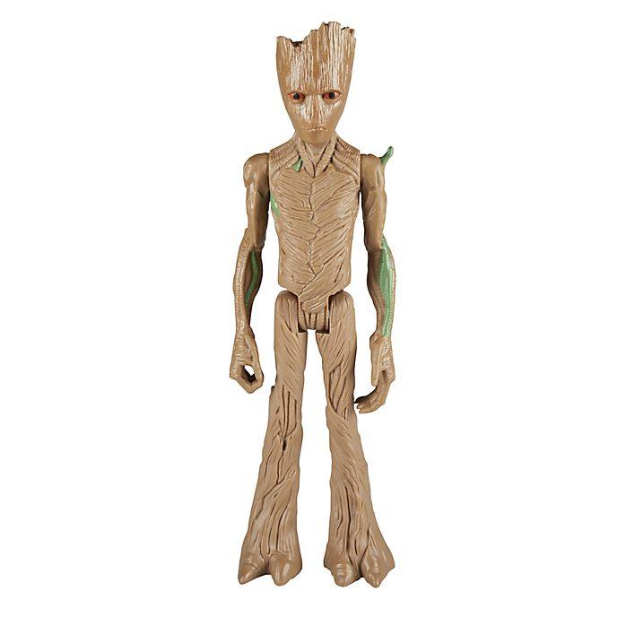 Figurine articulée Titan Hero Power FX Groot