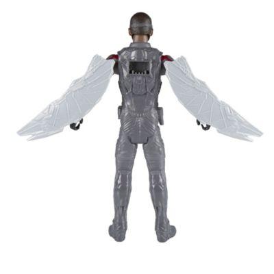 Falcon Titan Hero Power FX Action Figure