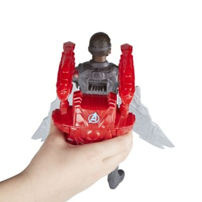 Action figure serie Titan Hero Power FX Falcon