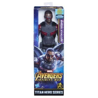 Titan Hero Power FX - Falcon - Actionfigur