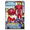 Titan Hero Power FX - Iron Man - Actionfigur mit FX Pack