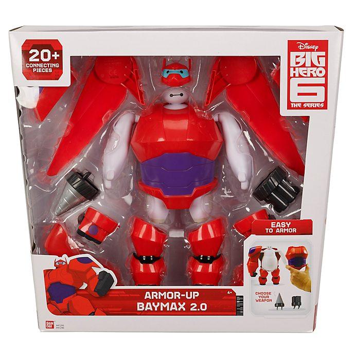 Figurine Baymax 2.0 Armor-Up, Les Nouveaux Héros: Lasérie