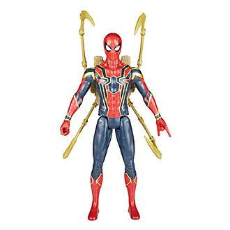 Iron Spider Titan Hero Power FX Action Figure with FX Pack