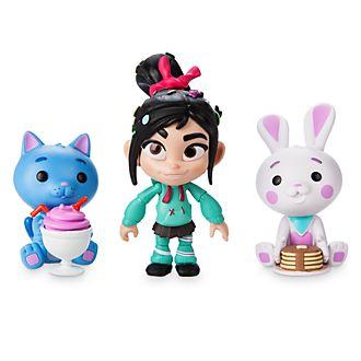 Muñeca acción Vanellope, Disney Toybox, Disney Store