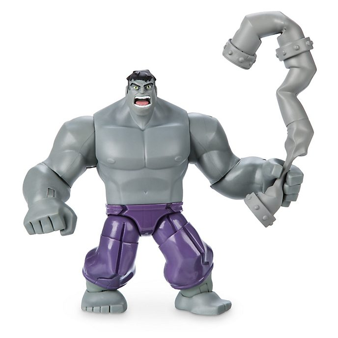 Disney Store Marvel ToyBox Hulk Action Figure