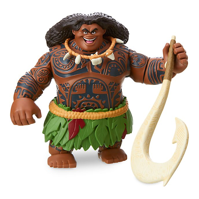 Disney Store Toybox Maui Action Figure