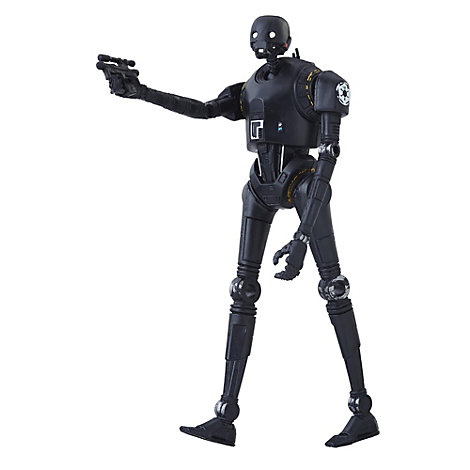 Figura de acción K-2SO de Star Wars Force Link 2.0