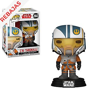 Funko Pop! Figura de vinilo de C'ai Threnalli, Star Wars