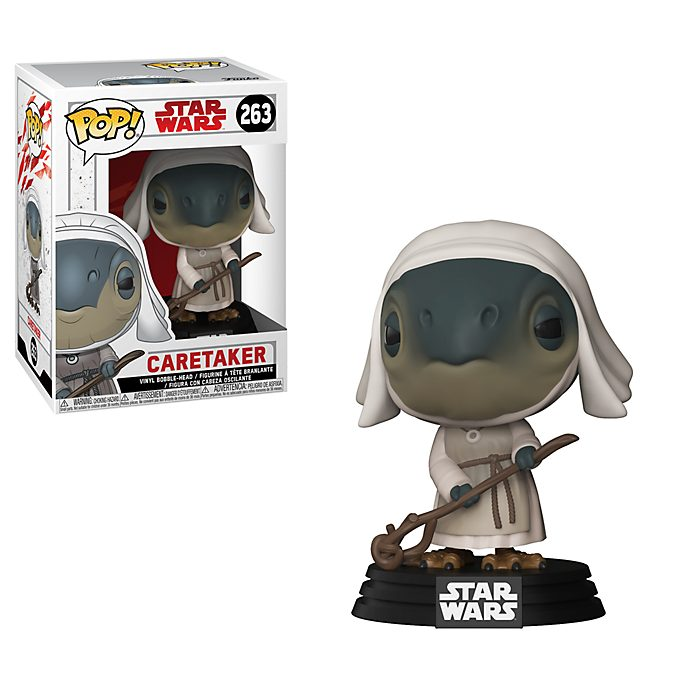 Funko portachiavi in vinile Caretaker serie Pop! Star Wars