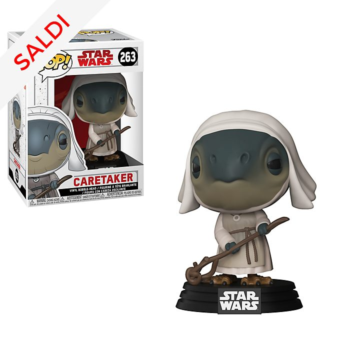 Funko portachiavi in vinile Caretaker serie Pop! Star Wars