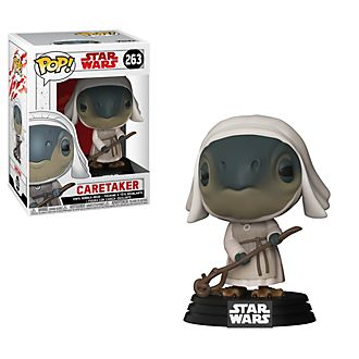 Funko Pop! Figura de vinilo de la Cuidadora, Star Wars