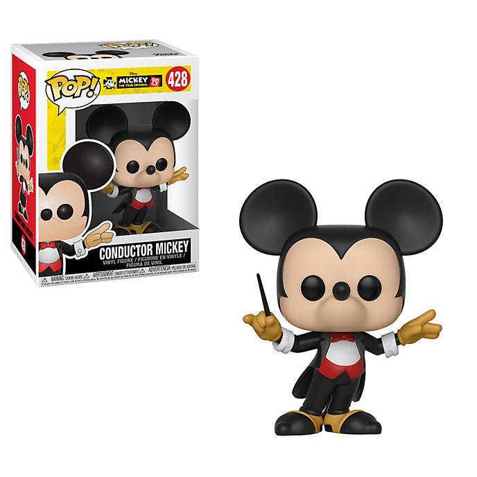 Funko Figurine Mickey Mouse, chef d'orchestre Pop! en vinyle
