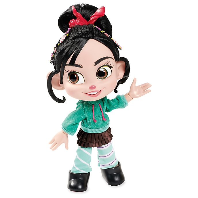 Action figure parlante Vanellope Ralph Spaccatutto 2, Disney Store