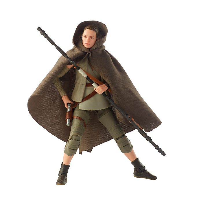 Rey Island Journey 6'' Action Figure