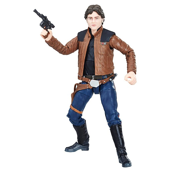 Han Solo 6'' Action Figure