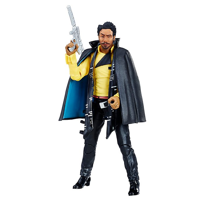 Figurine Lando Calrissian articulée de 15cm