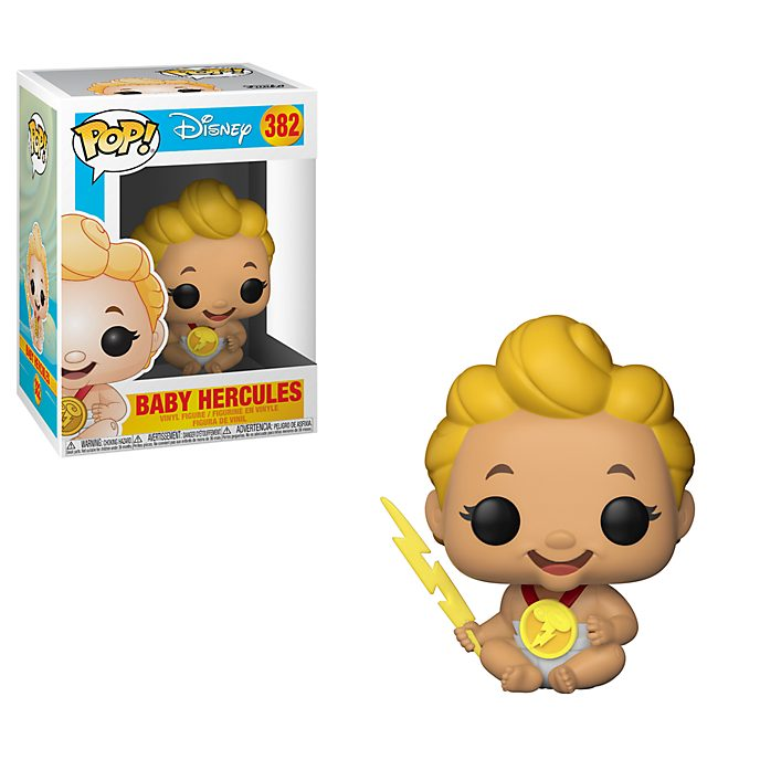 Funko Pop!  Figura de vinilo de Hércules bebé