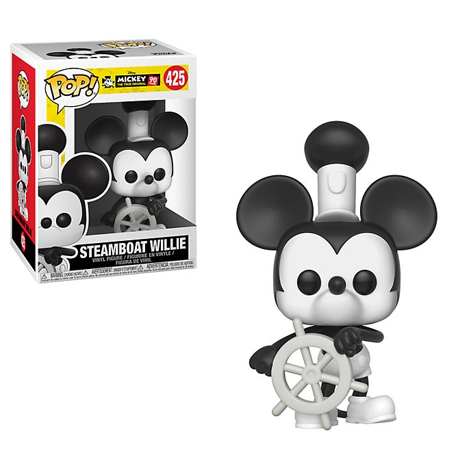 Funko - Steamboat Willie - Pop! Vinylfigur