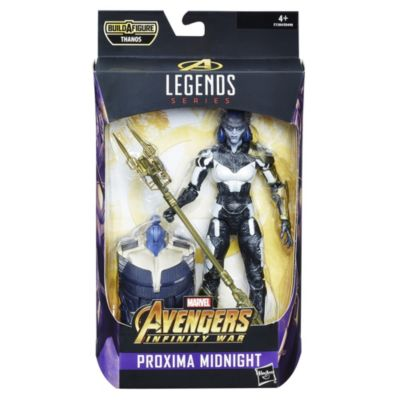 Proxima Midnight Marvel Legends 6'' Action Figure