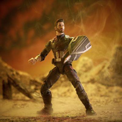 Captain America Marvel Legends 6'' Action Figure