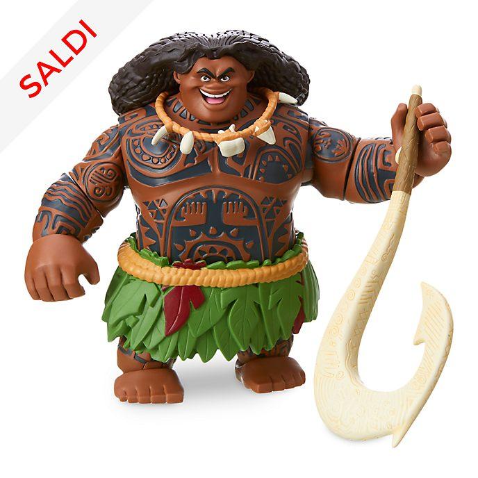 Action figure Toybox Maui Disney Store
