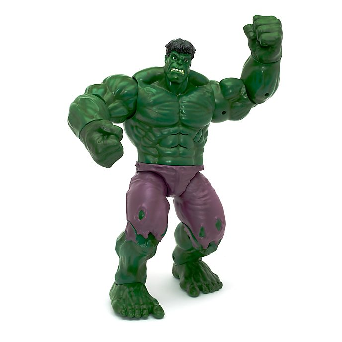 Disney Store Hulk Talking Action Figure