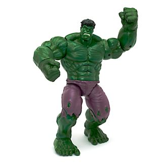Disney Store Figurine Hulk articulée parlante