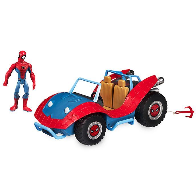 Disney Store - Marvel Toybox - Spielset mit Spider-Man und dem Spider-Mobil