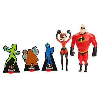 Incredibles 2 Power Couple Action Figure Set
