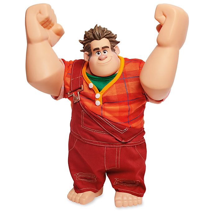 Disney Store Wreck-It Ralph Action Figure
