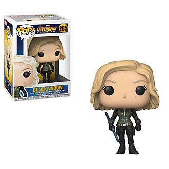 Funko Pop! Black Widow Bobble Vinyl Figure, Avengers: Infinity War