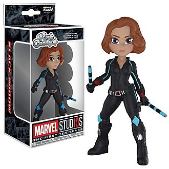 Funko Figurines Black Widow Rock Candy en vinyle