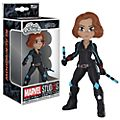 Funko - Rock Candy - Black Widow - Vinylfigur