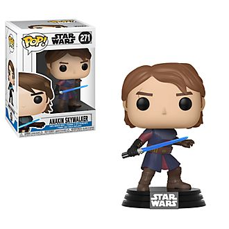 Personaggio in vinile Anakin Skywalker serie Pop! di Funko, Star Wars: The Clone Wars