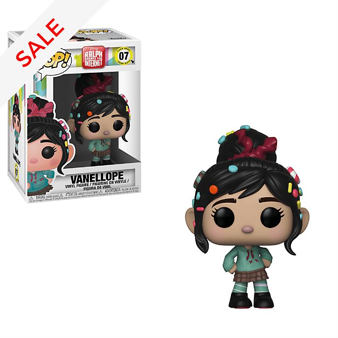 Funko Vanellope Pop! Vinyl Figure, Ralph Breaks the Internet